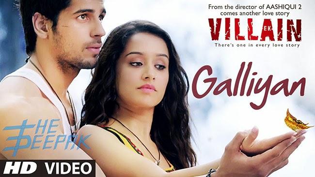 Teri Galliyan - Ek Villain - Shraddha Kapoor, Ankit Tiwari, Sidharth Malhotra