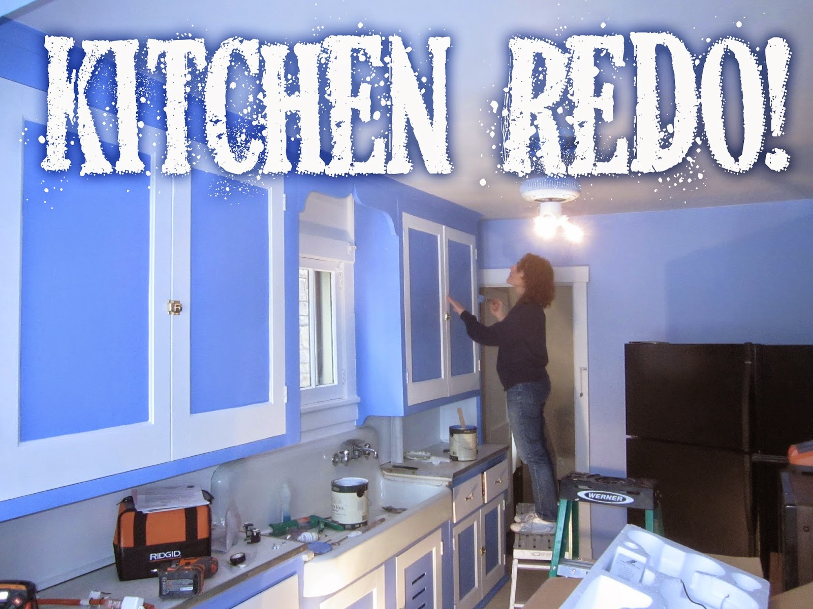 Kitchen Redo - Another Remodeling Job