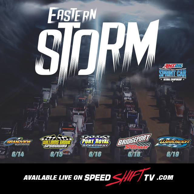 USAC Eastern Storm on SpeedShift
