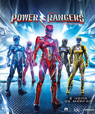 Filme Poster Power Rangers