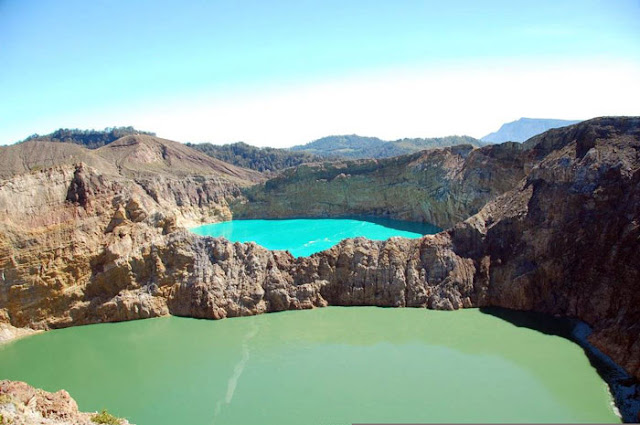 Lake Kelimutu