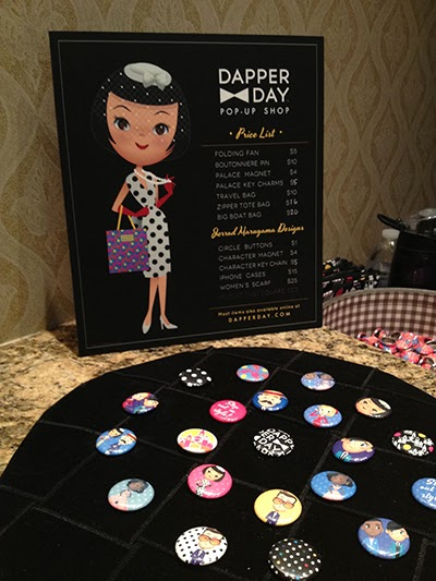 Dapepr Day buttons
