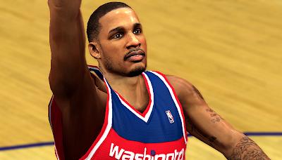 NBA 2K14 Trevor Ariza Cyberface Patch