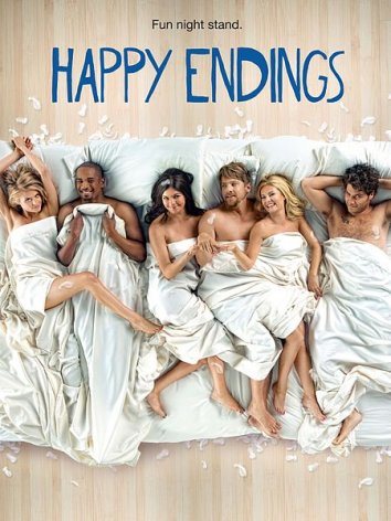 Happy Endings TV Series 2013