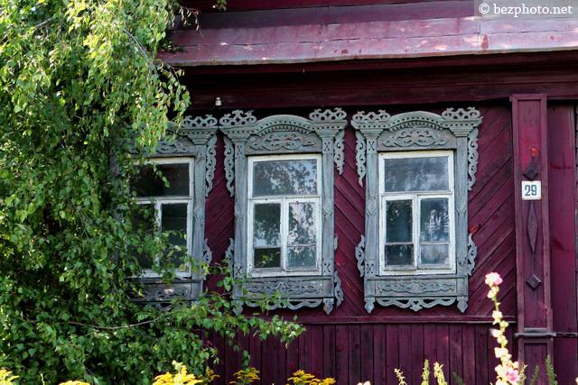 деревянные наличники владимир