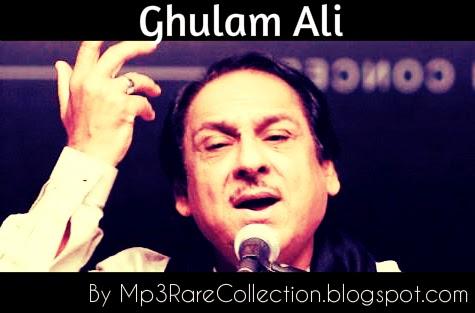 Download Mahiya By Ghulam Ali full album mp3 songs