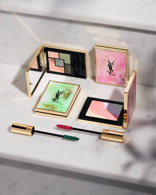 Yves Saint Laurent Spring 2016 Makeup Collection: Boho Stone