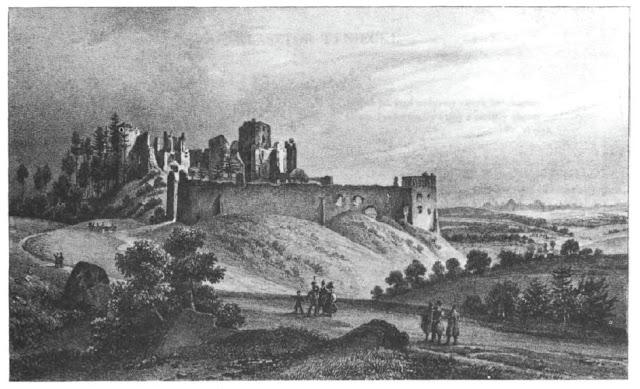 Ruiny Zamku Tęczyńskiego