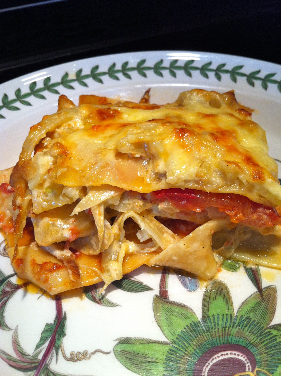 Fennel and roast tomato Lasagne, by Mat Follas | Lesley's Kitchen ...