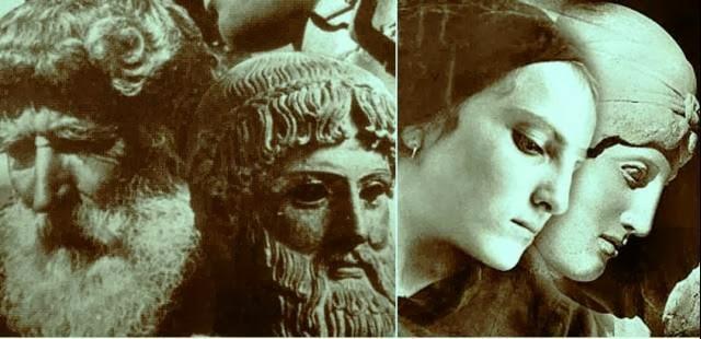 Η Φυλετική συνέχεια των Ελλήνων...