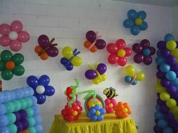 Dicas de Como Decorar Festas com Balões