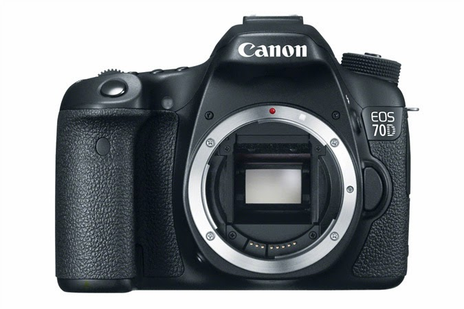 Canon EOS 70D - Spesifikasi Dan Detailnya