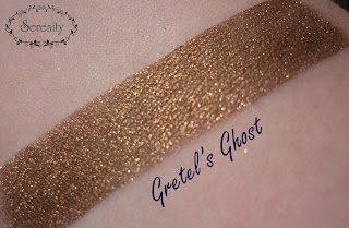 Notoriously Morbid Gretels Ghost Swatch