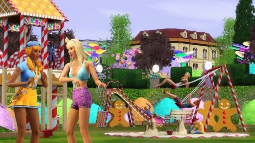The Sims 3 Katy Perry Sweet Treats (2012) Full PC Game Mediafire Resumable Download Links