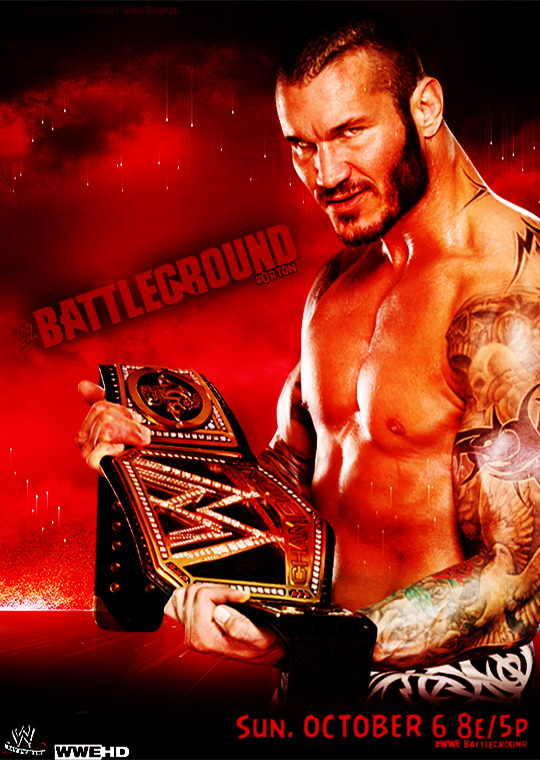 WWE Battleground 2014 full show
