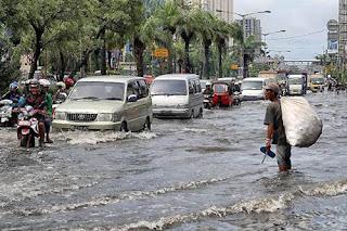 Makalah Tentang Bencana Alam Banjir dan Penanganannya