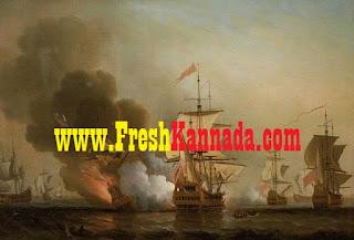 Colombia 1708 ship demo