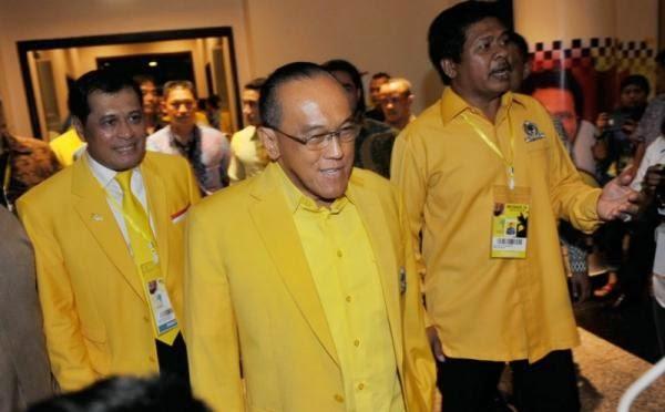 Tolak Munas Ancol, Ical Kumpulkan 34 DPD Golkar se-Indonesia