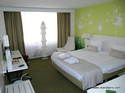 Habitacion Hotel Bloom Bruselas
