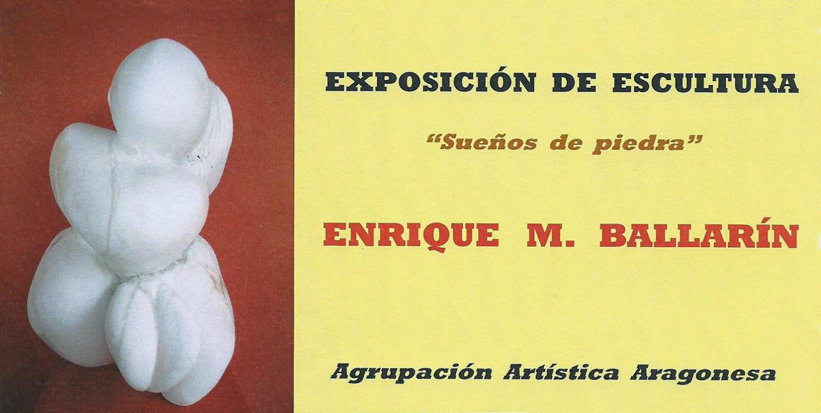Tarjeta exposición