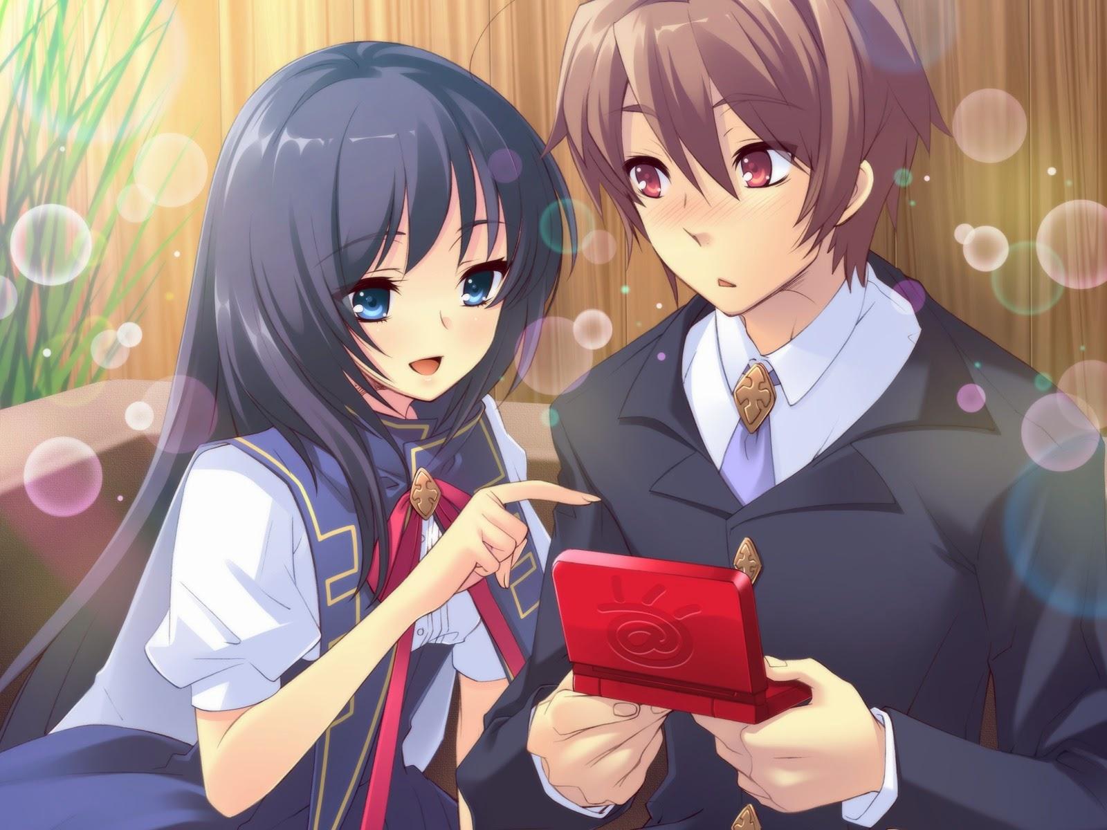 Mundo Otaku Imgenes Anime de Amor