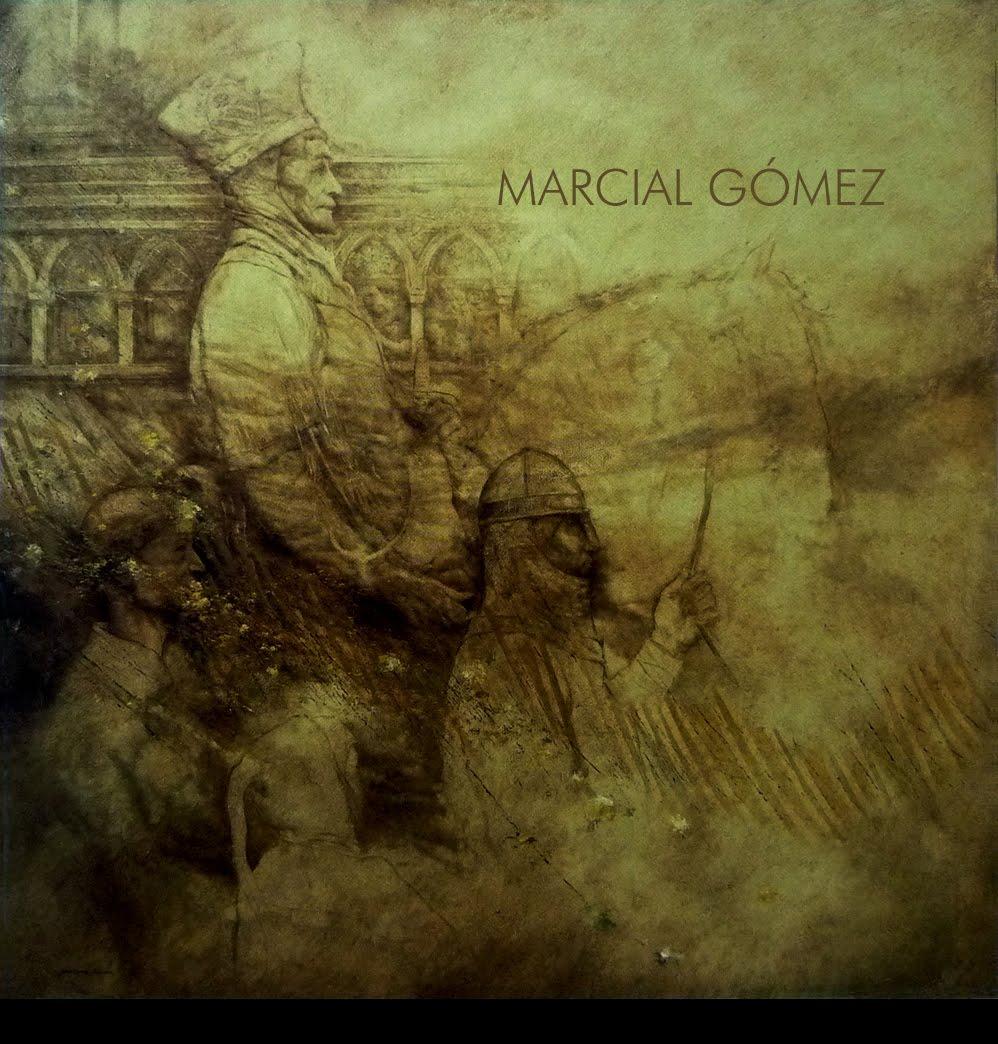 Marcial Gómez [Hinojosa del Duque, Córdoba. 5 / 7 / 1930 - 1 / 6 / 2012]