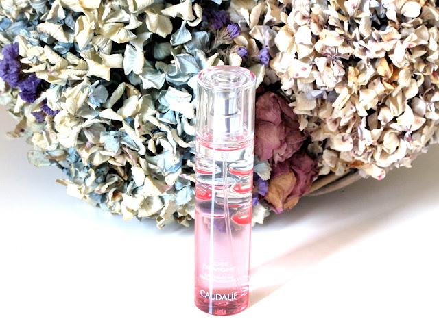 agua refrescante Rose de Vigne, de Caudalie