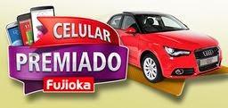 Promoção Celular Premiado Fujioka