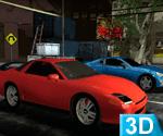 Drag Araba Yarışı 3D