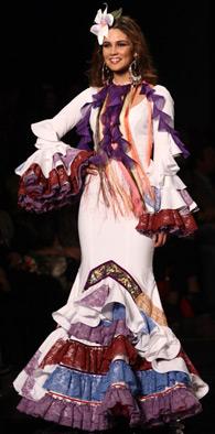 trajes de flamenca moda 2013