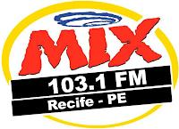 Rádio Mix FM de Recife ao vivo