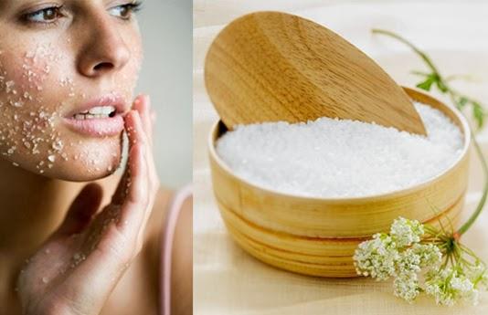 13 mẹo làm đẹp với muối đơn giản mà hiệu quả
