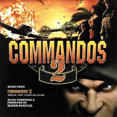 Commandos 2 Beyond The Call of Duty Free Download with Codes and Password PC Game Full Version