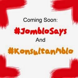 Coming Soon: #Jomblonisasi