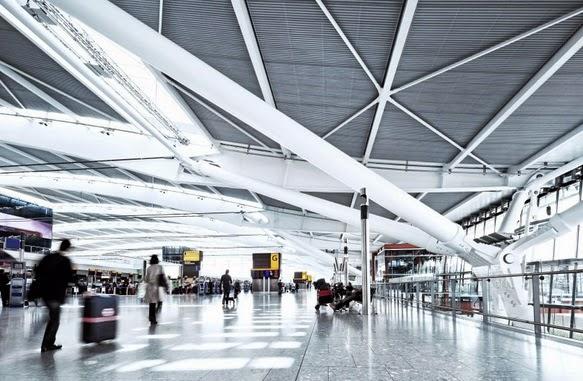 Aeropuerto de Londres Heathrow Información - Conexión de vuelos
