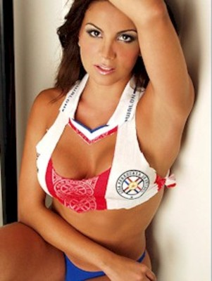 playboy team Nude brazilian women soccer
