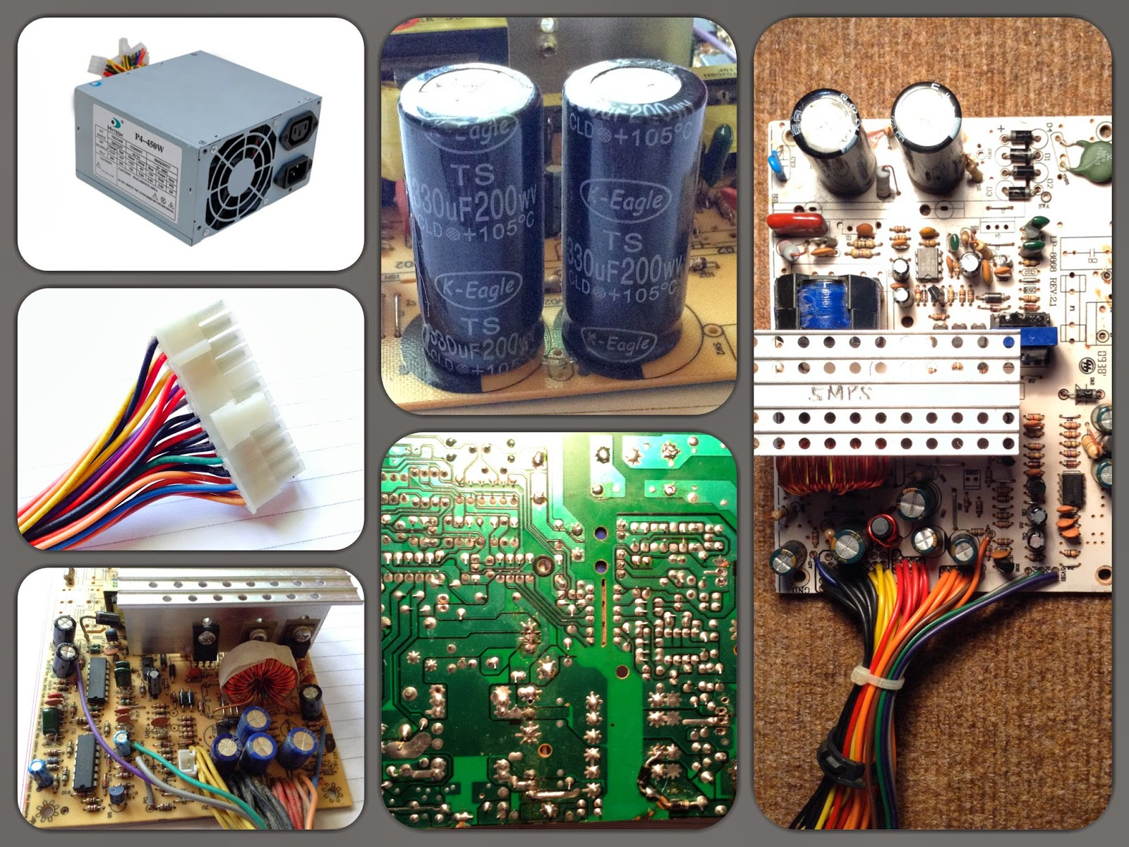 Smps Troubleshooting Electronics And Me Photo Interrupter Circuit For Digital Logic Well Stands Switch Mode Power Supply