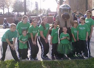 dance school uptown charlotte parade