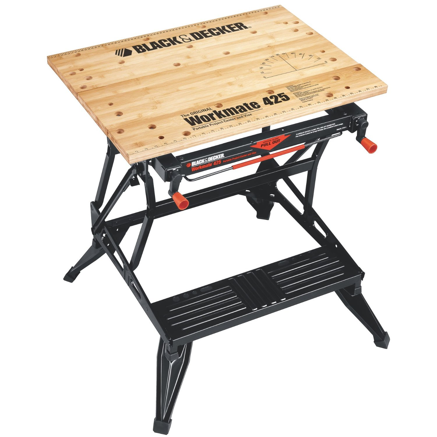 Black and decker workmate 425 workbench cheapest price - Aspirateur table black et decker ...