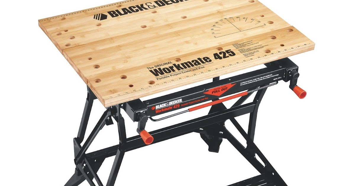 Black And Decker Workmate 425 Workbench Cheapest Price Sale With Free Shipping Where To Buy