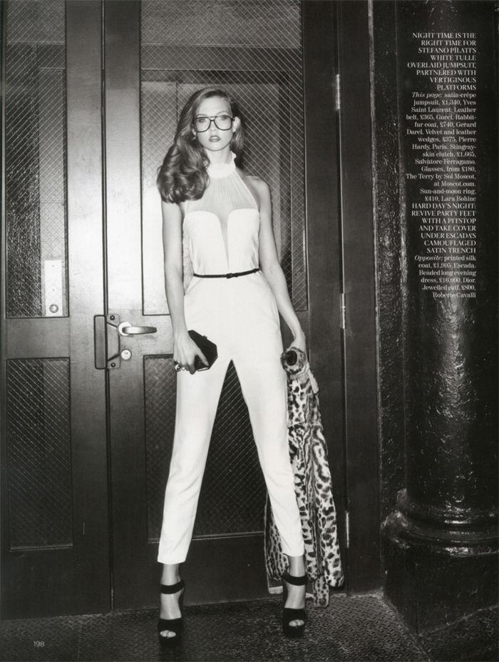 Karlie Kloss Vogue 2025