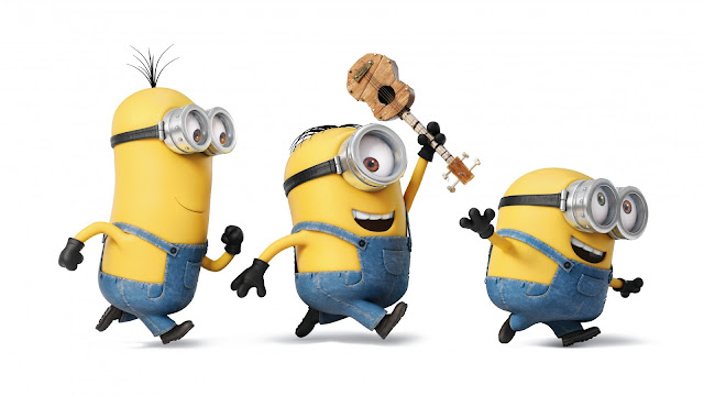 Minions Wallpapers HD Despicable Me