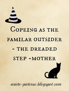 Step – Mothering – The Familiar Outsider- Six ways to cope with being on the outside…
