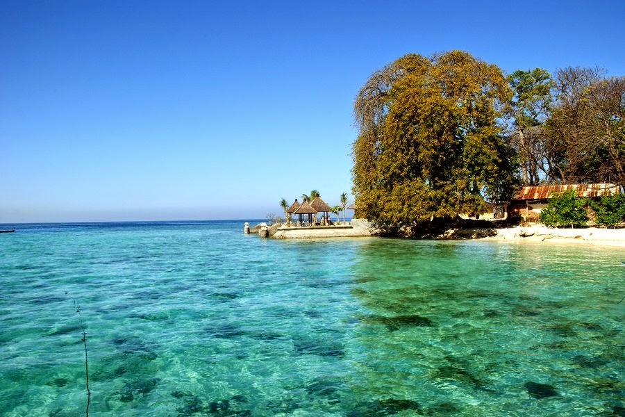 Wisata Pulau Samalona Makassar