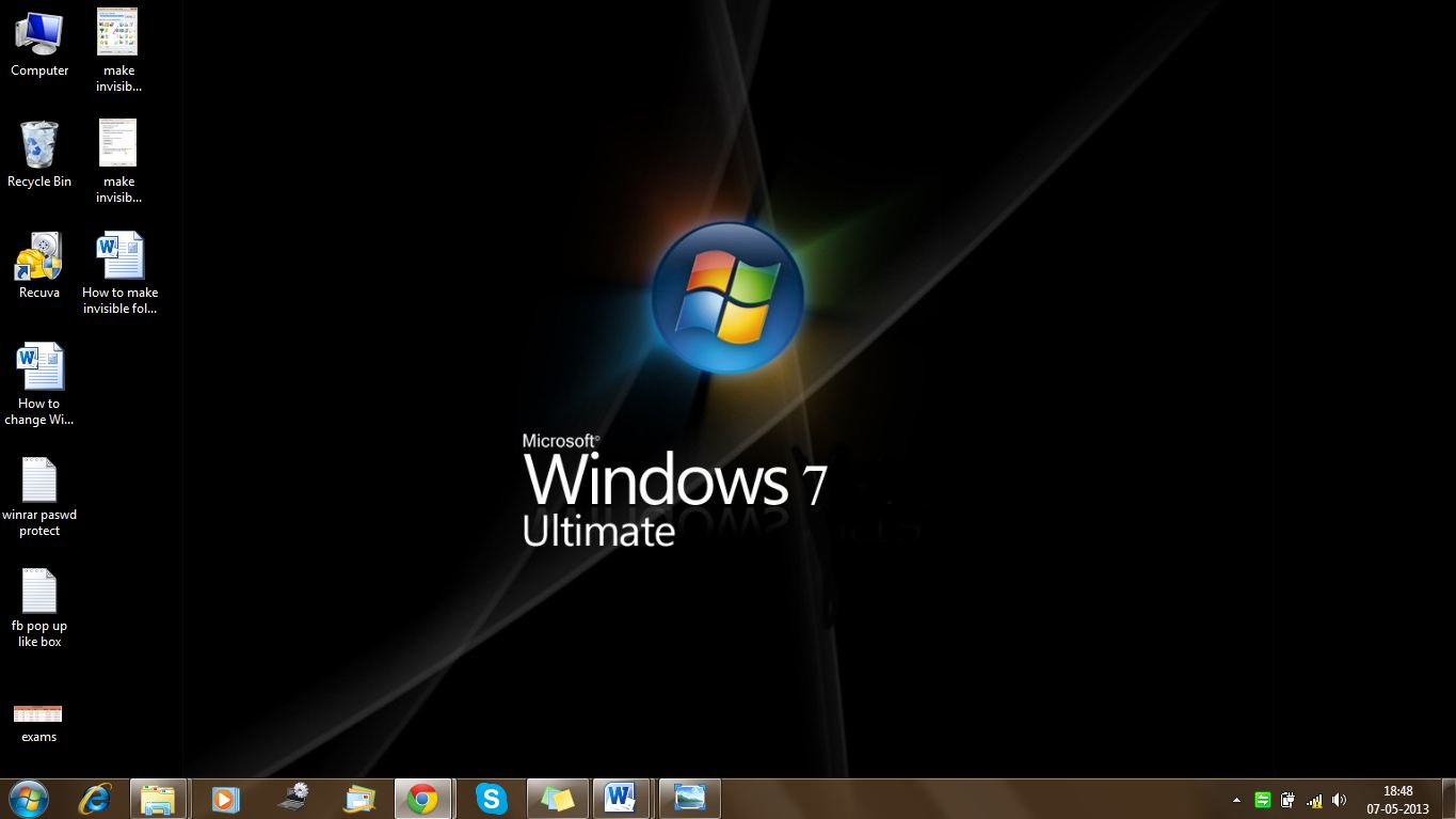 Best1articles how to change windows 7 home basic into for Window 7 ultimate