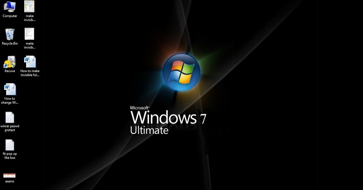My windows 7 ultimate was genuine now its not