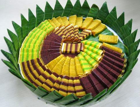 Resep Kue Lapis Yang Super Enak dan Mudah Membuatnya