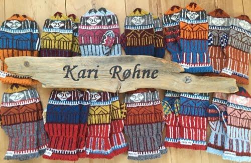 Kari Røhnes hobbyblogg