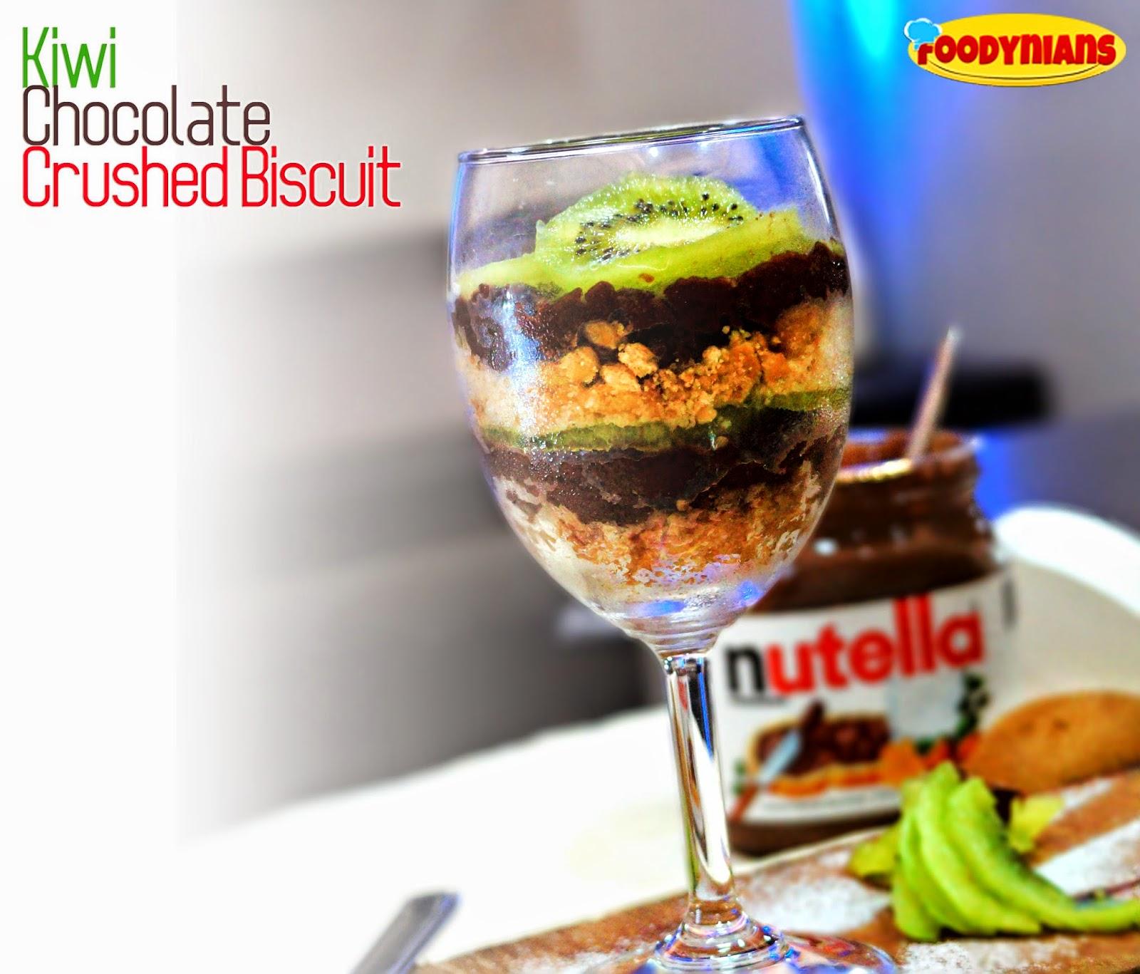 Kiwi-chocolate-crushed-biscuit