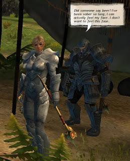 GW2 Guild Wars 2 norn beer